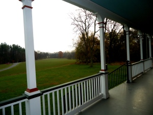 The Big House's Porch
