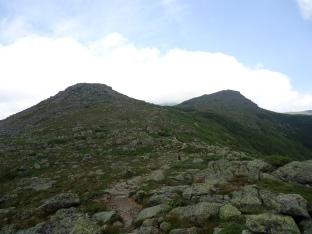 Mt. Franklin & Mt. Monroe