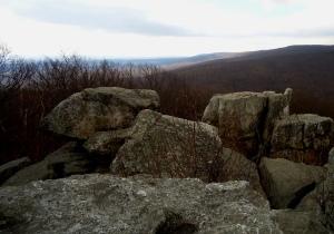 A Short Break at Chimney Rocks