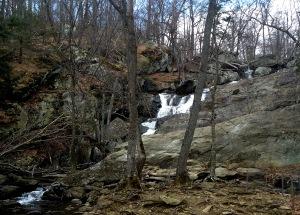 McAffee Falls