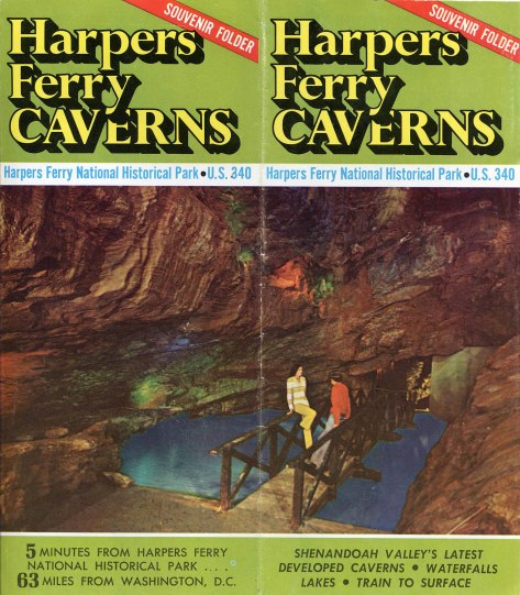 I found this online...there are caverns!