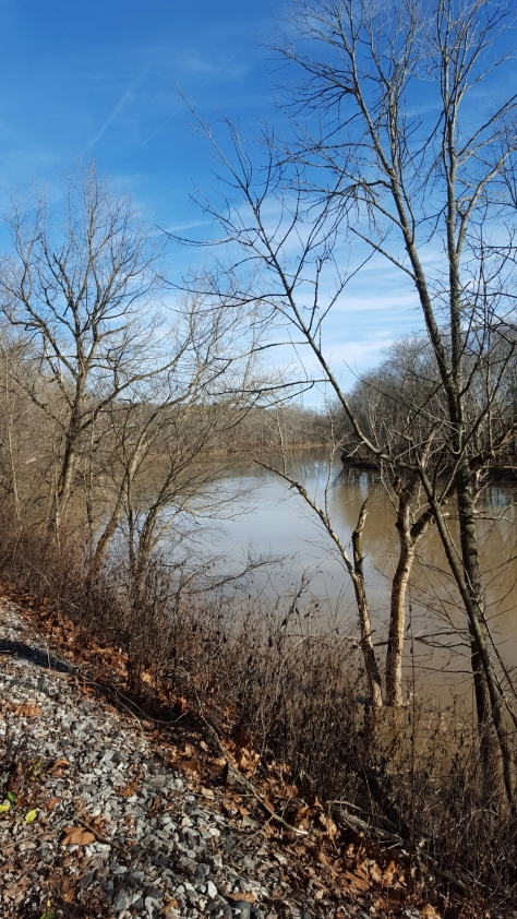 The White? River